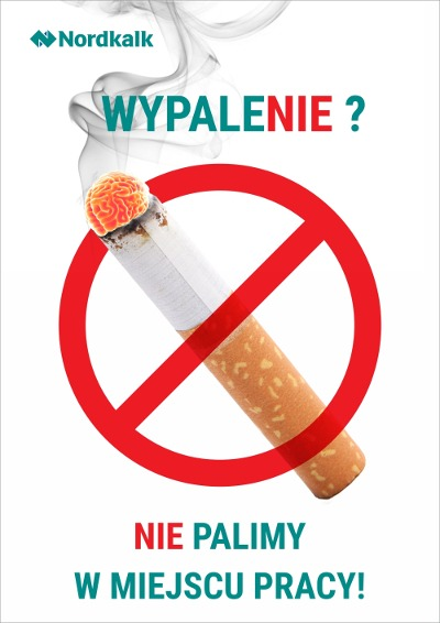 no smoking poster 1